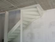 Aftimmeren trappen
